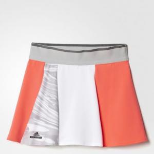 Юбка-шорты для тенниса Barricade  Performance adidas. Цвет: красный