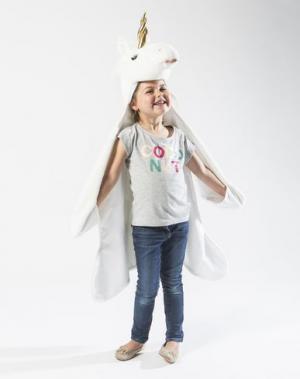 Карнавальные костюмы и маски WILD & SOFT. Цвет: белый
