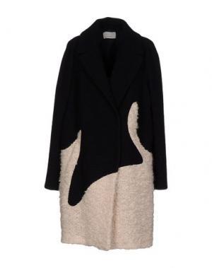 Пальто CARLO CONTRADA. Цвет: черный
