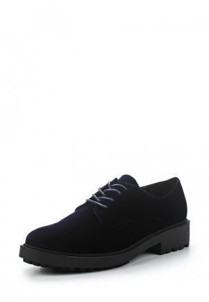 Ботинки Just Couture. Цвет: синий