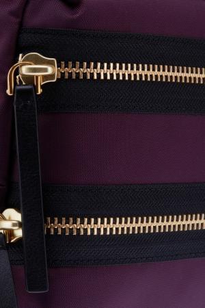 Текстильный рюкзак Marc Jacobs. Цвет: фиолетовый