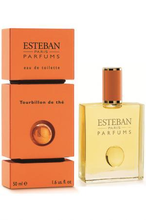 Tourbillon de the EDT 50 мл Esteban. Цвет: none
