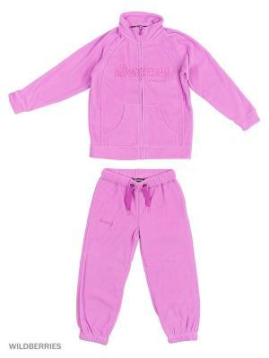 Спортивный костюм Bergans. Цвет: лиловый