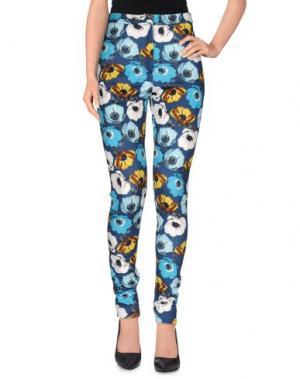 Повседневные брюки ANDREA INCONTRI. Цвет: синий