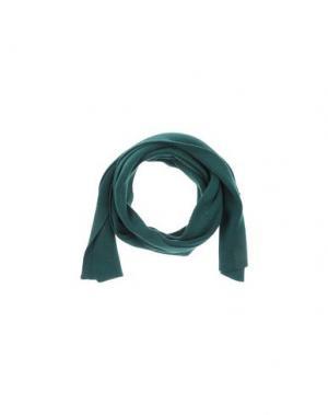 Шаль BERNA. Цвет: зеленый