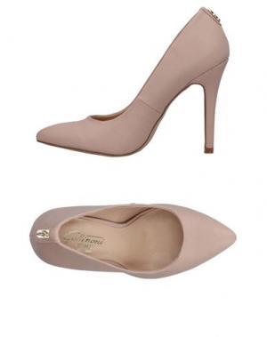 Туфли GATTINONI. Цвет: светло-розовый