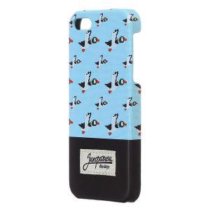 Чехол для iPhone  Дичь86 6/6s Blue/Dark Brown Запорожец. Цвет: голубой