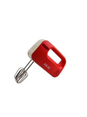 Миксер Электрический GH 1503 AKAI. Цвет: красный