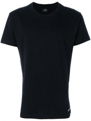 Классическая футболка Les (Art)Ists. Цвет: чёрный