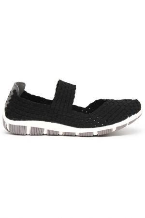 Туфли Destra. Цвет: черный
