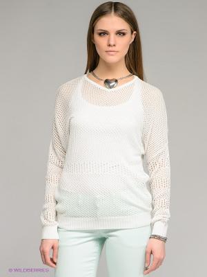 Пуловер Camelot. Цвет: белый