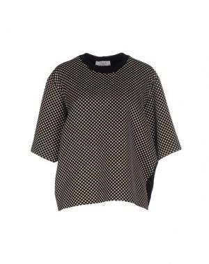 Блузка AXARA PARIS. Цвет: черный