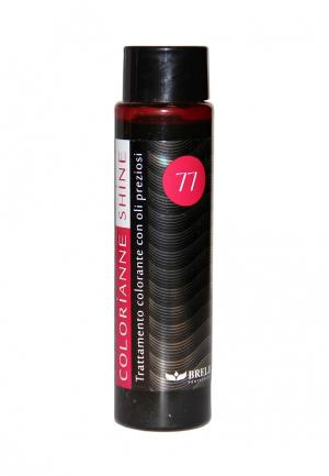 Гель-краска 77 Brelil Professional. Цвет: коричневый