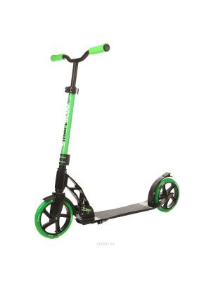 Самокат Fun4U Smartscoo Green, 200 mm. Цвет: зеленый