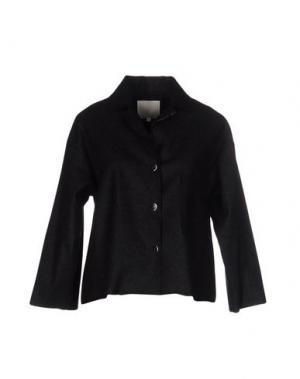 Пиджак TROU AUX BICHES. Цвет: стальной серый
