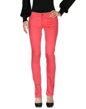 Повседневные брюки LEVI'S RED TAB. Цвет: кирпично-красный