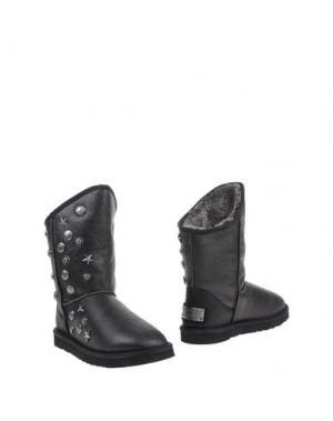 Полусапоги и высокие ботинки AUSTRALIA LUXE COLLECTIVE. Цвет: стальной серый