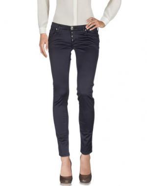 Повседневные брюки TAKE-TWO. Цвет: фиолетовый