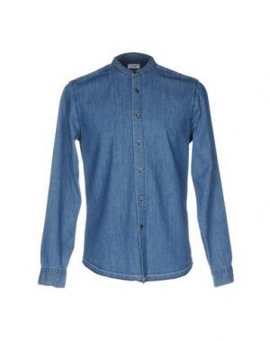 Джинсовая рубашка CLOSED. Цвет: синий