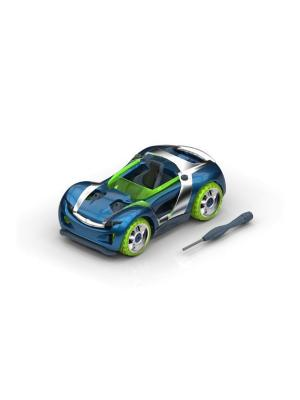Набор для сборки машинки S1 Street Car Single Modarri. Цвет: голубой