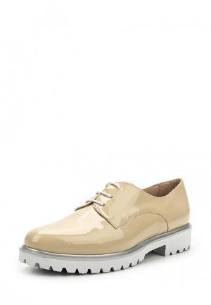 Ботинки Giotto. Цвет: бежевый