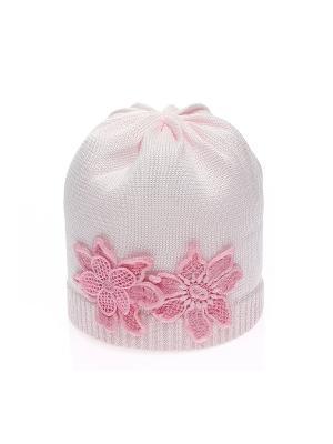 Шапка Catya. Цвет: бледно-розовый