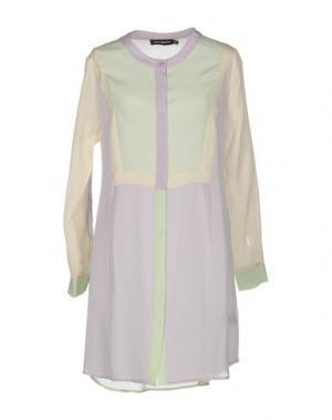 Короткое платье ANTIK BATIK. Цвет: сиреневый
