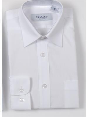 Рубашка Sky Lake. Цвет: белый