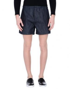 Пляжные брюки и шорты PIOMBO. Цвет: синий