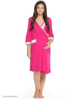 Комплект одежды Mare Bella. Цвет: малиновый