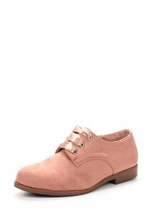 Ботинки Renda. Цвет: розовый