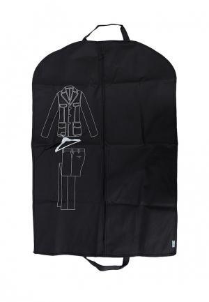 Чехол для одежды Homsu. Цвет: черный