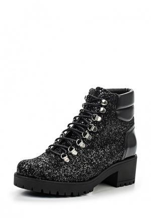 Ботинки Kanna. Цвет: черный