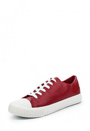 Кеды Sweet Shoes. Цвет: красный