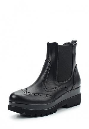 Ботинки La Bottine Souriante. Цвет: черный