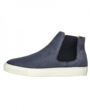 Ботинки Tango. Цвет: темно-синий