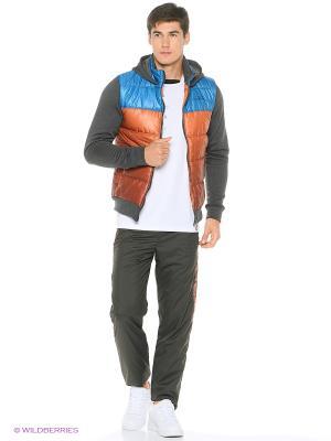 Куртка Stayer. Цвет: серый меланж