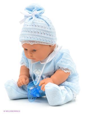 Кукла Бланка плачущая Antonio Juan. Цвет: голубой