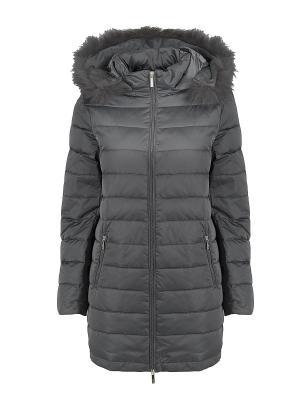 Куртка Oltre. Цвет: серый