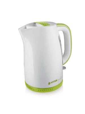 Чайник Vitek. Цвет: зеленый