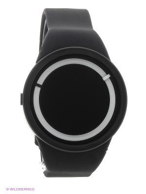 Наручные часы Eclipse Black Ziiiro. Цвет: черный, голубой