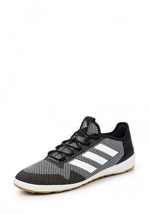 Кроссовки adidas Performance. Цвет: черно-белый