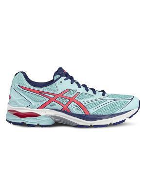 Спортивная обувь GEL-PULSE 8 ASICS. Цвет: темно-синий, светло-голубой