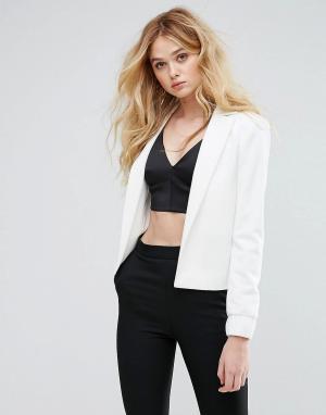 Supertrash Куртка Jalima. Цвет: белый