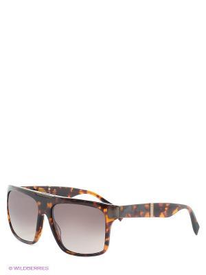Солнцезащитные очки BLD 1403 202 Baldinini. Цвет: коричневый