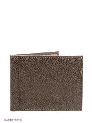 Обложка для документов Olci. Цвет: коричневый