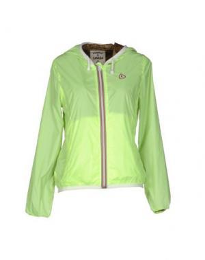 Куртка POC PEOPLE OF CANADA. Цвет: кислотно-зеленый