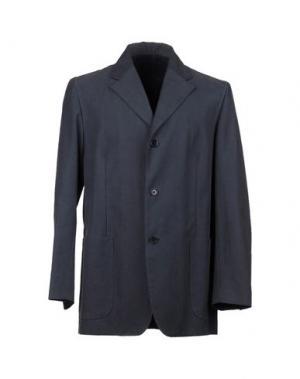 Пиджак PORTLAND. Цвет: стальной серый