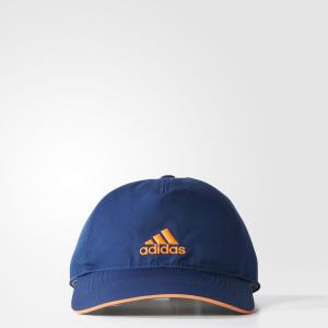 Кепка Classic Five-Panel Climalite  Performance adidas. Цвет: оранжевый