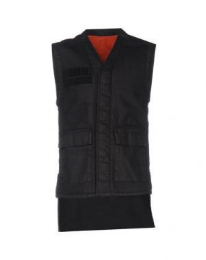 Куртка RING. Цвет: черный